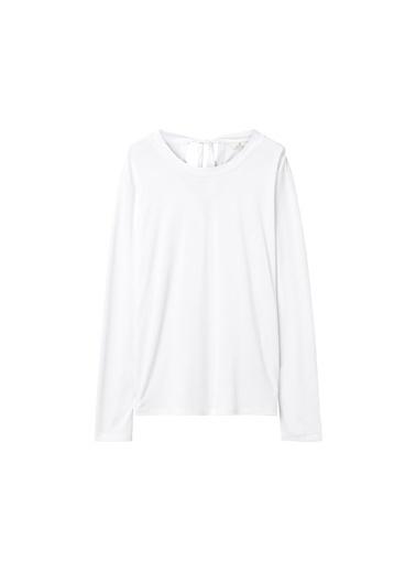 Gant Bluz Beyaz